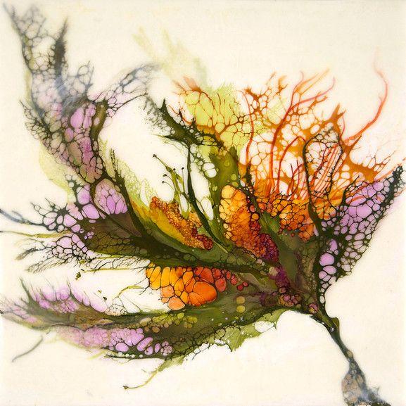 Encaustic art portfolio of Alicia Tormey   floridures   Pinterest ...