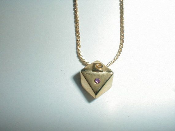 pierre cardin necklace vintage by qualityvintagejewels on Etsy, $52.00