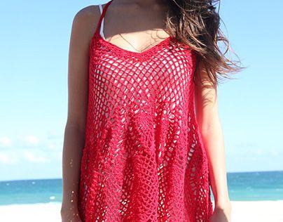 "Check out this @Behance project: ""Boho Crochet Maxi Dress - Red"" https://www.behance.net/gallery/17733577/Boho-Crochet-Maxi-Dress-Red"