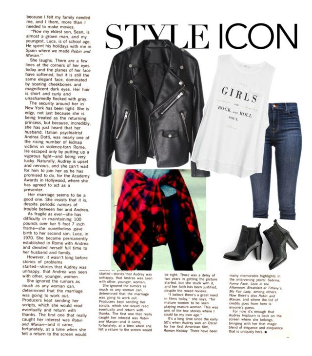 """""""Untitled #8"""" by whatever267 ❤ liked on Polyvore featuring J Brand, MANGO and SWEET MANGO"""