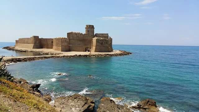 Le Castella, Calabria, Italy Favorite places, Italy