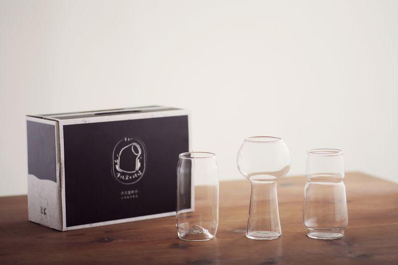 嘖嘖 × 【不只是玻璃杯】台灣傳統窯口玻璃再興計畫