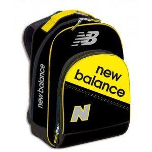 mochila new balance negra