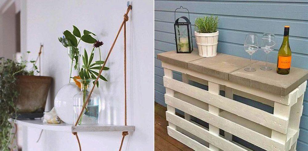 Awesome Keine Lust Auf Eine Einrichtung Von Der Stange? So Könnt Ihr DIY Möbel  Selber Bauen Nice Look