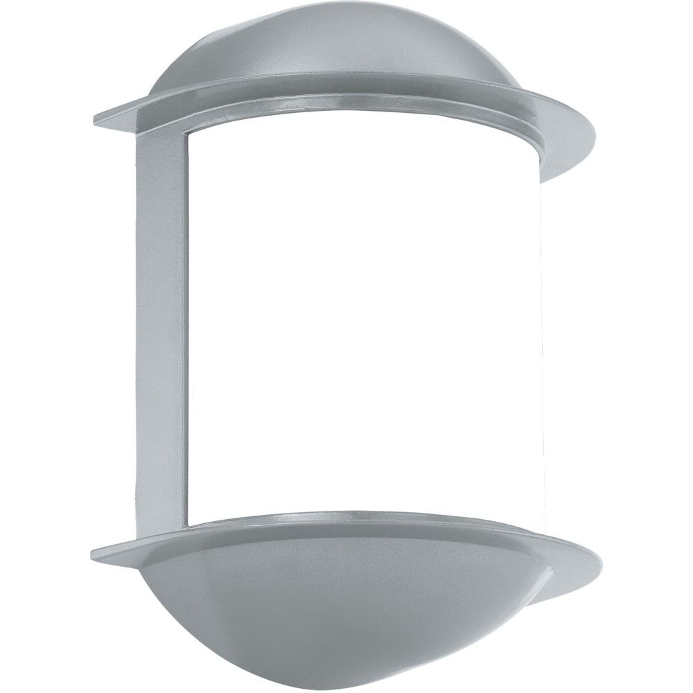 Mooie Eglo 93259 ISOBA Wandlamp zilver 1x7W/GX53  #Aluminium #Eglo #terras #tuin #Zilver EUR 36.99