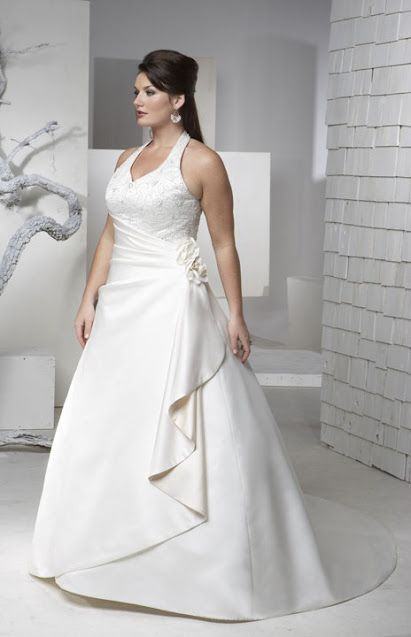 Vestidos de novia para gorditas chaparritas