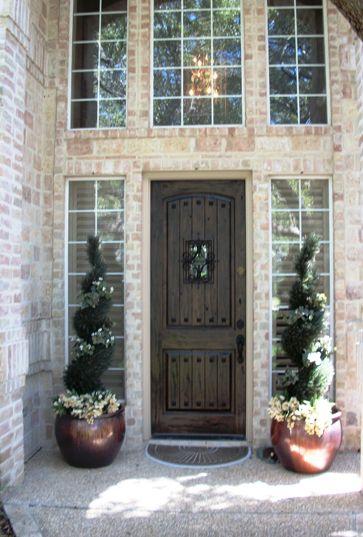 Rustic Wood Door With Speakeasy Front Door Entry Door Front Door Rustic Wood Doors Solid Wood Doors