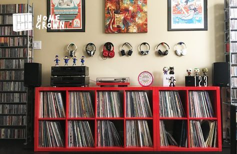 """Home Grown: """"My record collection is my sanctuary"""""""