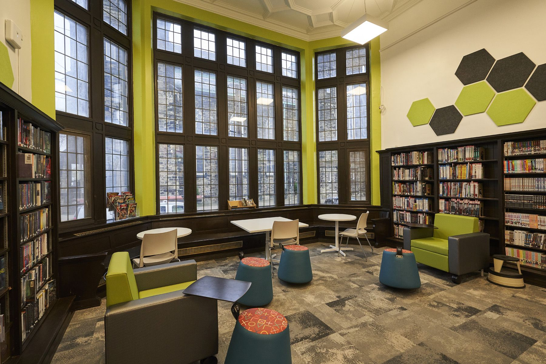 Pin On Library Interiors
