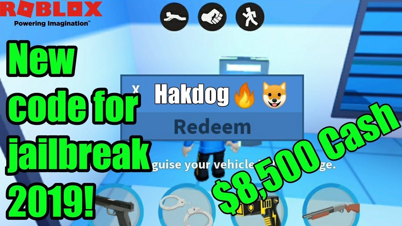 Make Money For You On Roblox Jailbreak - Roblox Jailbreak Codes 2019 Gives 8500 Cash Coding