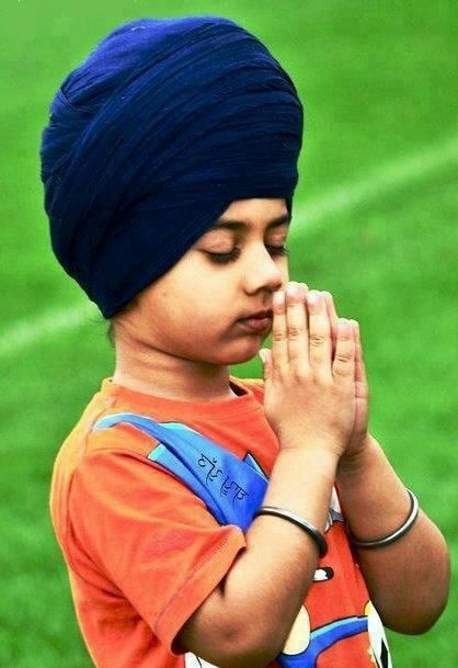 d8d71dae INDIAN SIKH PUNJABI BOY | We are the Children | Sikhism religion ...