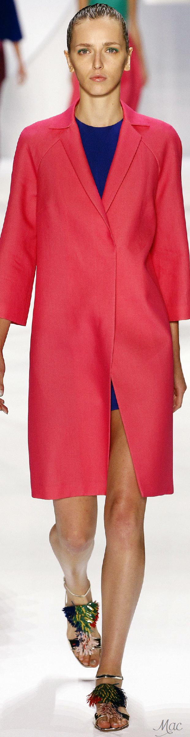Spring 2016 Ready-to-Wear Monique Lhuillier