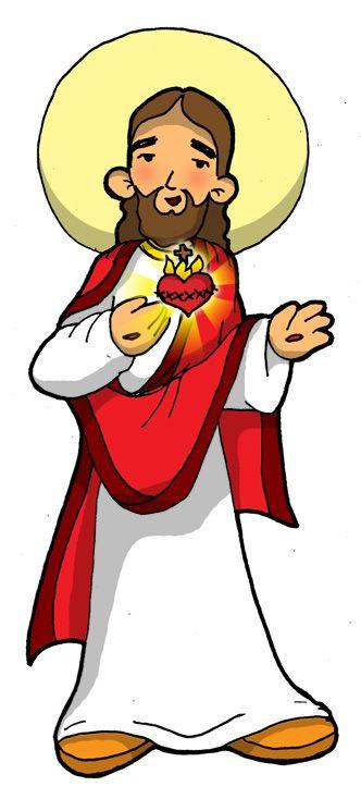 SAGRADO CORAZON DE JESUS   Ilustrações, Amor de jesus, Jesus é