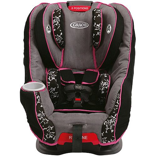 Graco Fit4Me 65 Convertible Baby Car Seat Lacey Seats Walmart