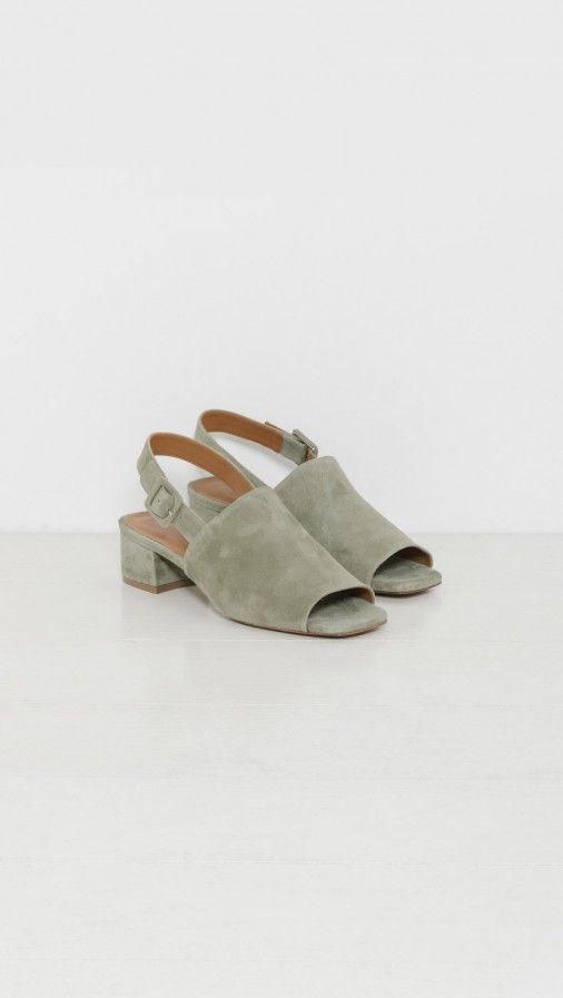 Scandi Strap Sandal