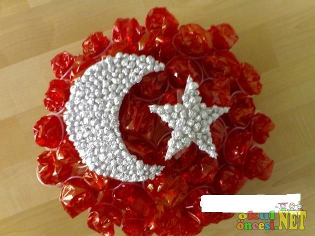 Atik Materyaller Den Turk Bayragi Google Da Ara Sanat