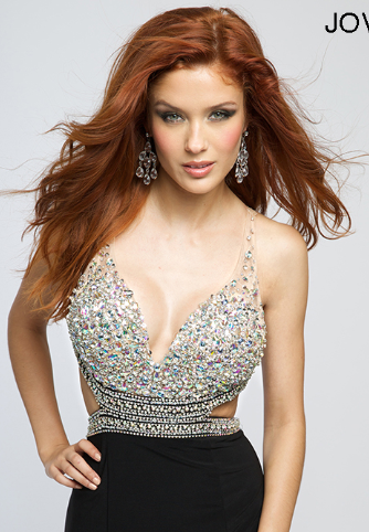 Jovani Formal Open Back Classy Dress Size 0 | Style Trend: Cut Outs ...
