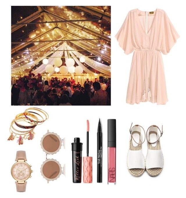 """""""Wedding of my best friend"""" by emma-horan-73 on Polyvore featuring mode, House of Holland, Michael Kors, Benefit, Trish McEvoy et NARS Cosmetics"""