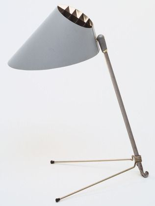 Anthony Ingolia,  Table Lamp, c1950.