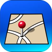 MobiMaps avec Google Maps et Street View par Brainflash