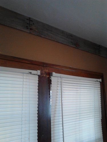 Trash To Treasure Pallet Wall And Trim Scrapality Com