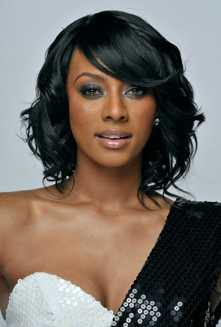 Layered bob hairstyles african american hairstyles bobs