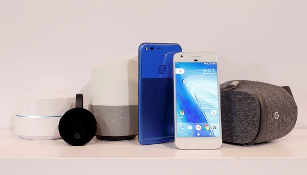 Google Pixel Review: Assessing the New Smartphone - NYTimes.com