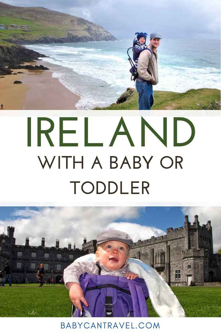 Ireland with a Baby or Toddler