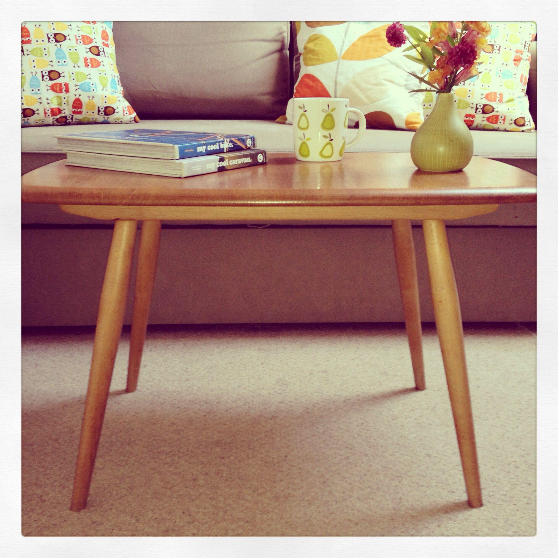 60 s Ercol coffee table Retro heaven My Design