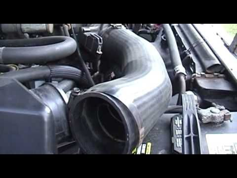 How To Install Replace Fuel Pump 1996 06 Ford Taurus Mercury Sable Youtube Mercury Sable Fuel