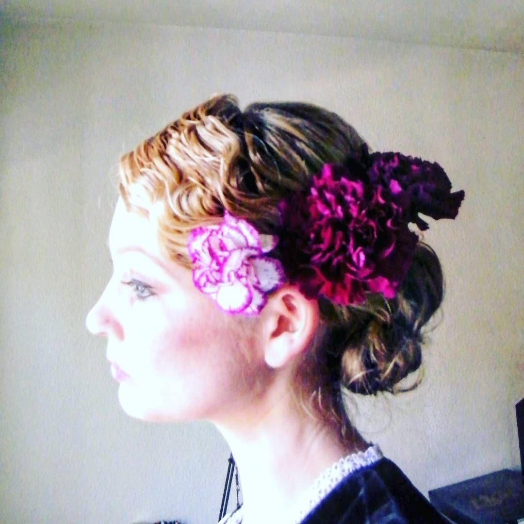 "4 Me gusta, 1 comentarios - Sarah (@azahar.fs) en Instagram: ""Vestida de Huertana __________________________ #folklore #folk#vintage#regional…"""