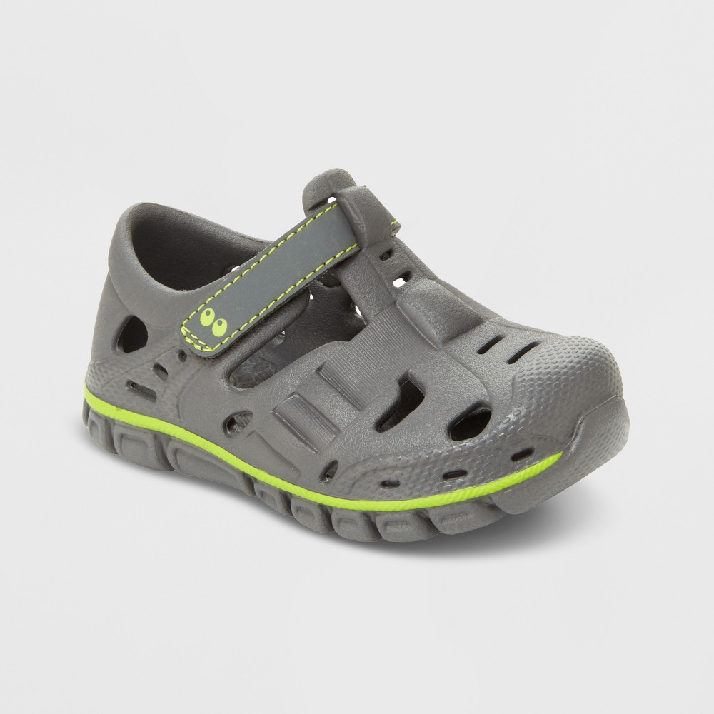 f917abac5569 Baby Boys  Surprize by Stride Rite Rider Land   Water Shoes - Grey 4 ...