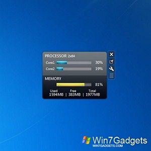 Multimeter D Win 7 Gadget