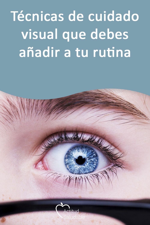 391cba09ff Si quieres gozar de una buena salud en tus ojos, debes aprender cómo  incorporar a