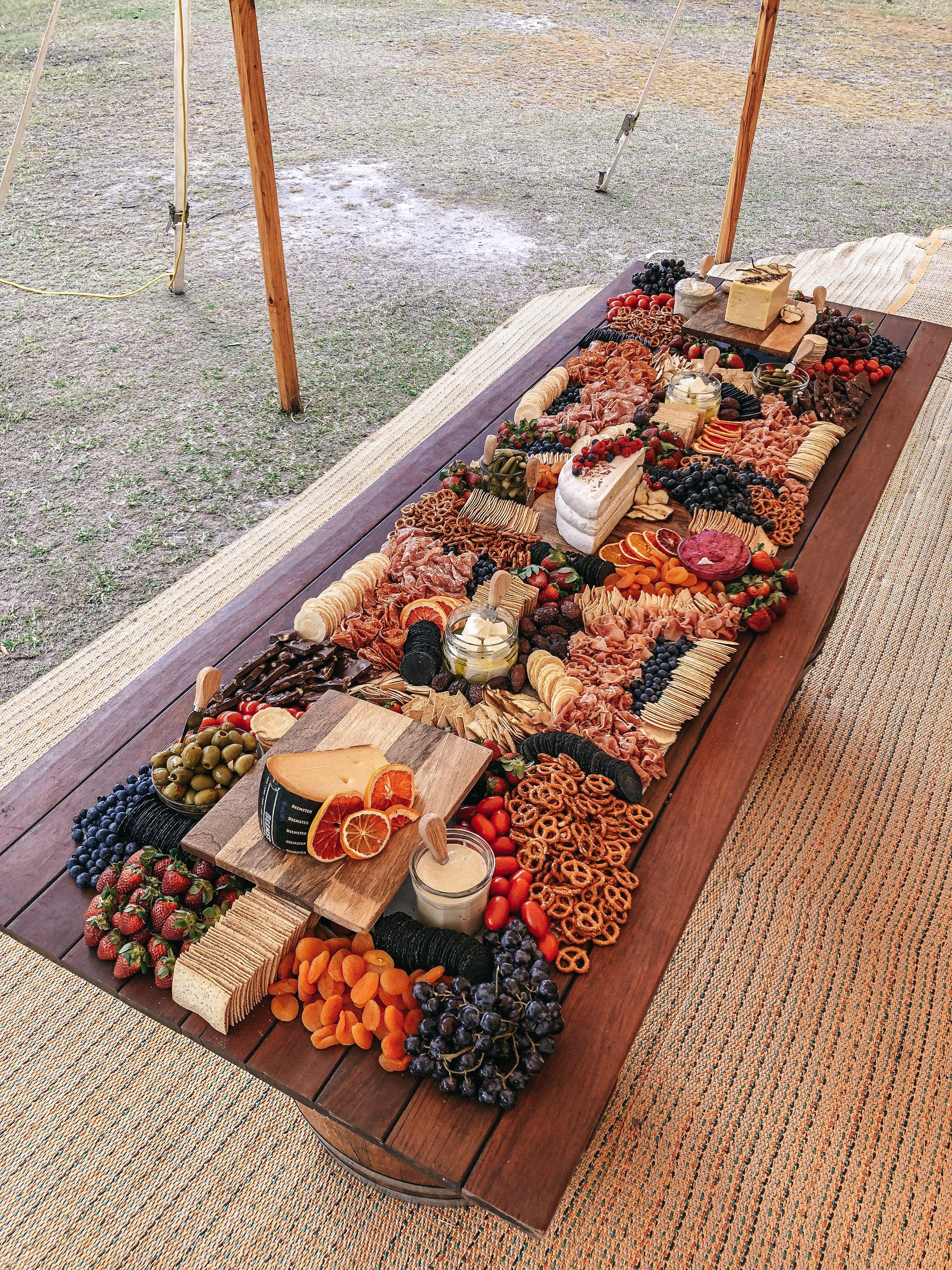 Grazing Table - Wedding Graze