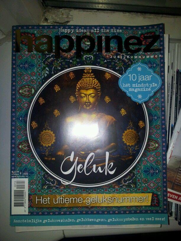 Geluk magazine #productenengadgets