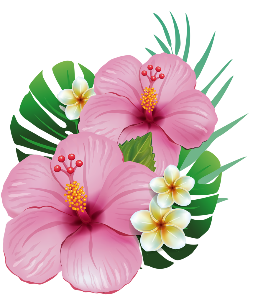 5g hawaiian tattoo and flowers 5g art flowerspaper izmirmasajfo Gallery