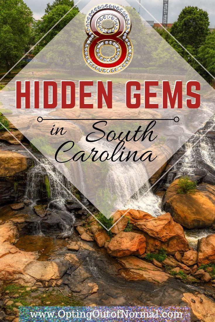 Abseits der ausgetretenen Pfade in South Carolina. 8 versteckte Edelsteine, die du nicht verpassen solltest! – Deaktivieren von Normal   – Southern by the Grace of God