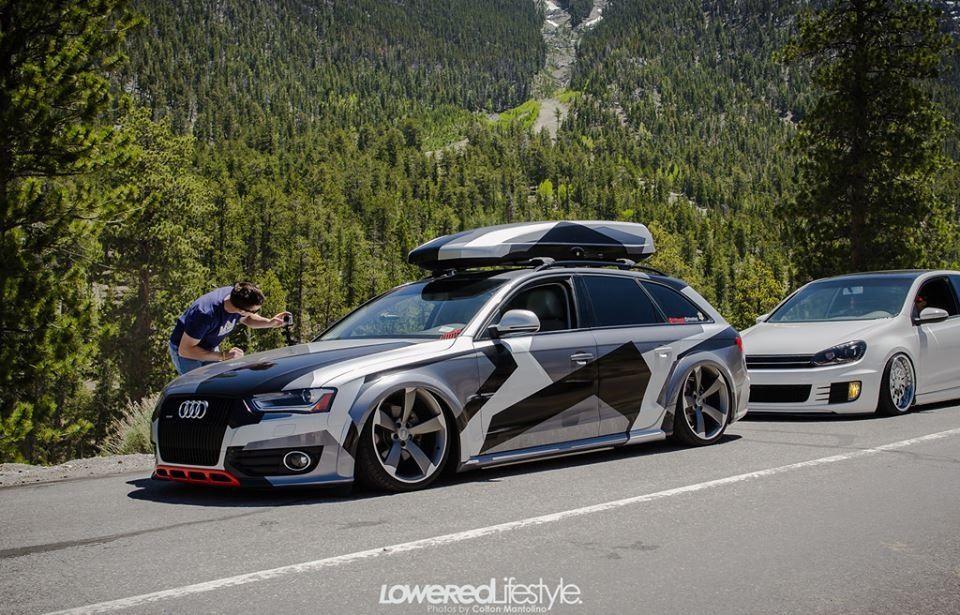 Chris Sandelli S Camo Allroad Audi Allroad Camo Car Audi Wagon