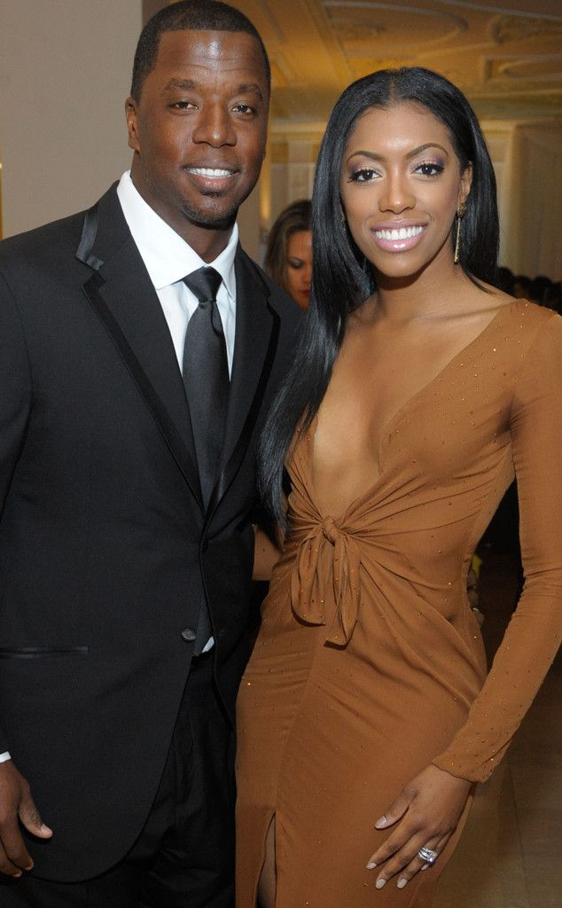 Porsha Williams with Single