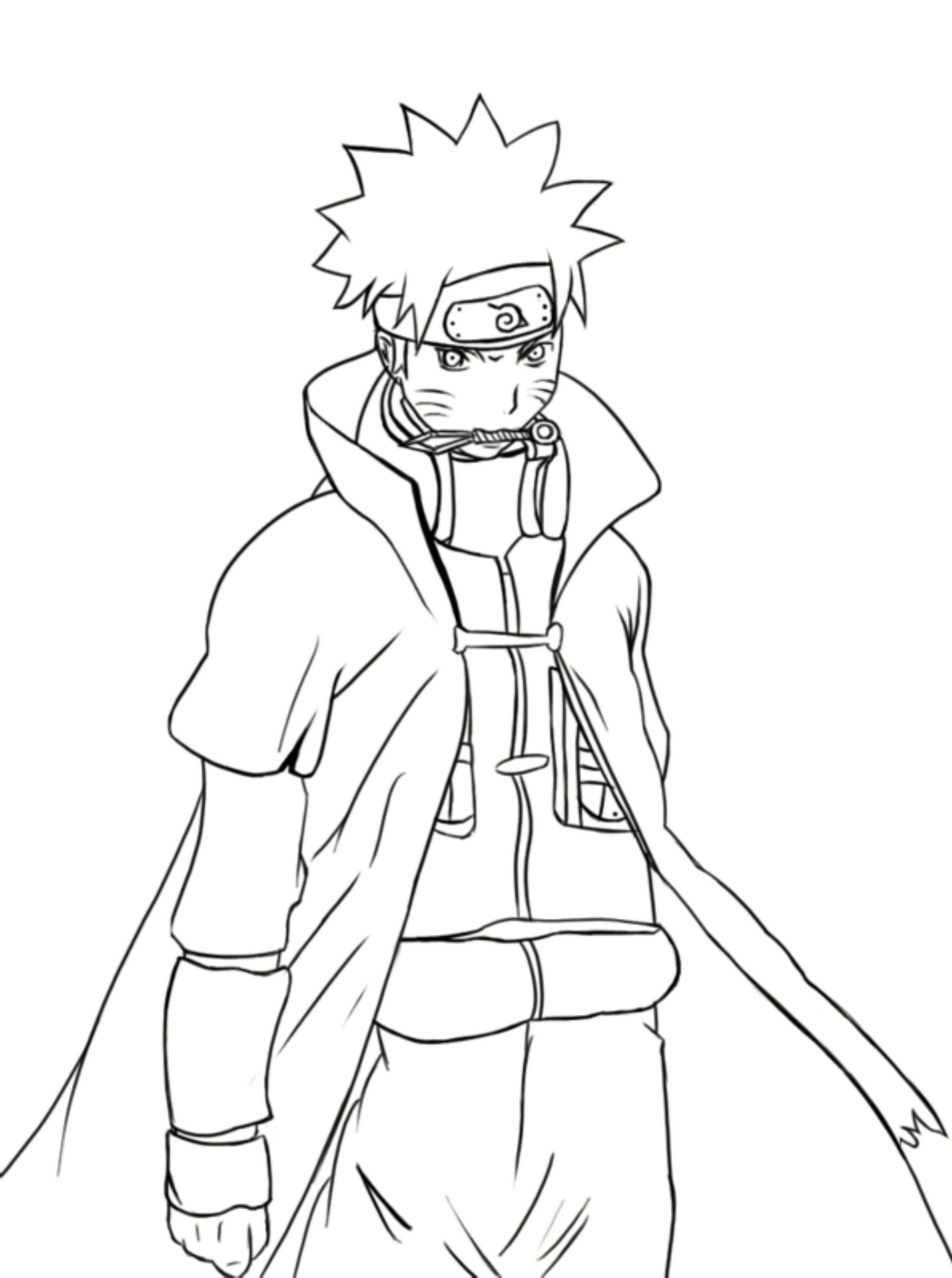 Free Printable Naruto Coloring Pages For Kids Naruto Coloring Pages Anime Coloring Pages Cartoon Coloring Pages