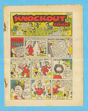 The Knockout comic