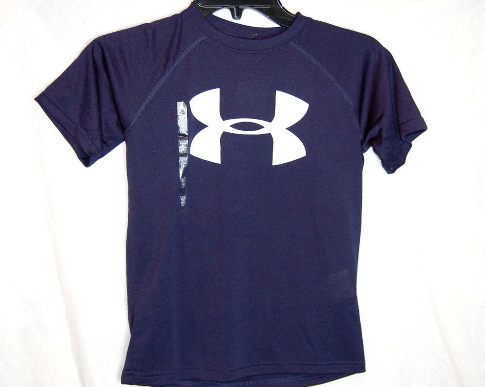 XS NWT Boys Under Armour Shirt
