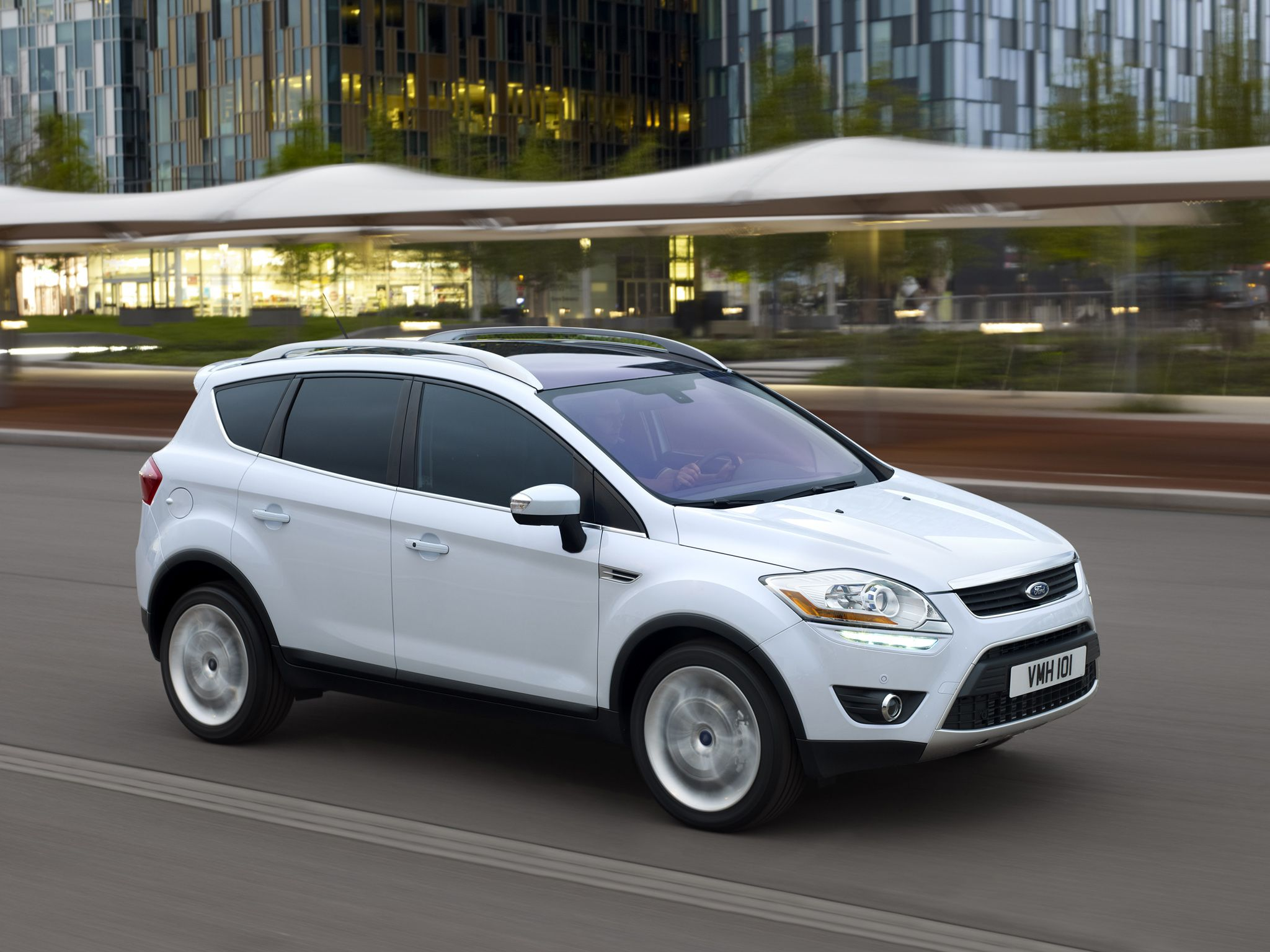 Ford Kuga Titanium S Ford Ford News Automobile