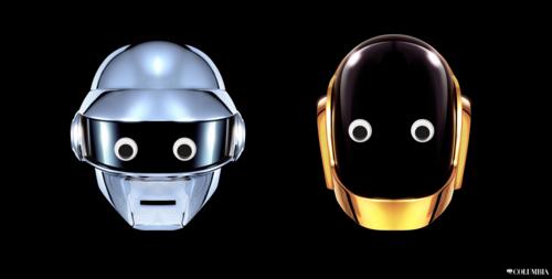 Bandit Daft Punk Daft Punk Helmet Punk