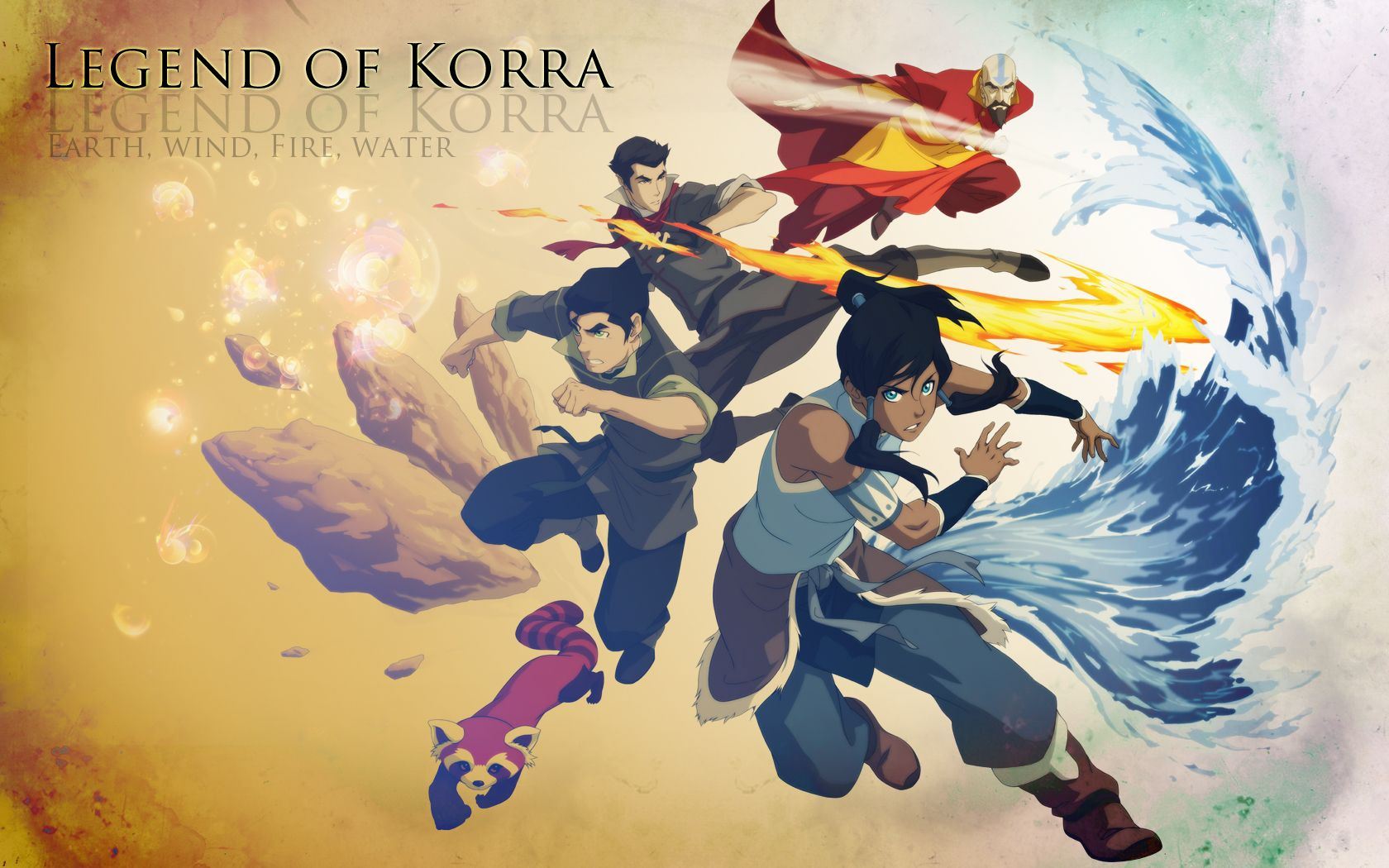 The Legend of Korra wallpaper | Legend of korra, Korra ...