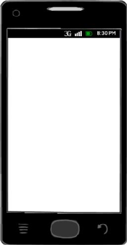 Android   myBalsamiq --- Many Balsamiq Templates at mockupstogo.com ...