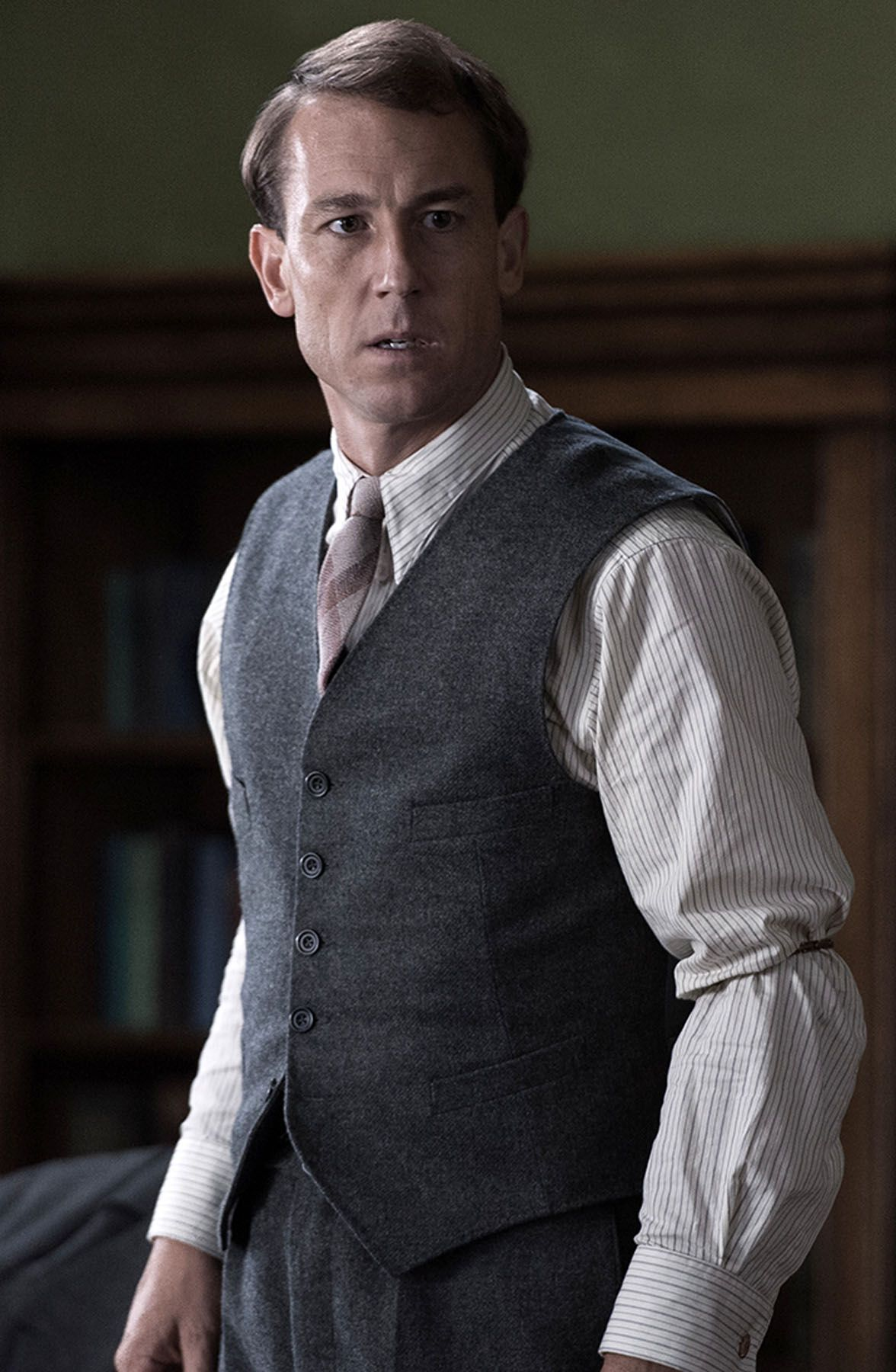'Outlander': Tobias Menzies on Black Jack's Fate, and Frank's Quiet Tragedy - Outlander star Tobias Menzies talks about the fate of Black Jack, as well as the quiet desperation of Frank Randall; plus, what he'd like to do next.