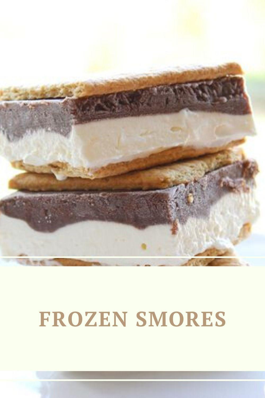 Frozen Smores