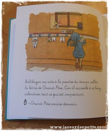 Balthazar Et Le Temps Qui Passe Mon Balthazar Prefere La Cour Des Petits Le Temps Qui Passe Poutre Du Temps Montessori Livre